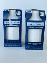 Yankee Candle Fragrance Dispenser White Deco Concentrated Fragrance Lot ... - $17.41