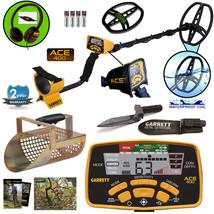 Garrett ACE 400 Metal Detector Free Accessories, Headphones + SCOOP + DI... - $7.844,51 MXN