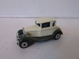 MATCHBOX DIECAST #73 MODEL A FORD WHITE LESNEY ENGLAND 1979  AS IS H2 - $3.91
