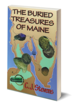 Buried Treasure of Maine ~ Lost & Buried Treasure - $17.95