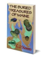 Buried Treasure of Maine ~ Lost & Buried Treasure - $17.95