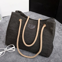 YBYT brand 2018 new casual canvas tote hotsale ladies shopping purse wom... - €54,87 EUR