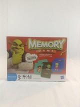 NIB Sealed Hasbro Shrek Forever After Preschool Kids Family Fun Memory Game - €7,66 EUR