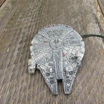 Vintage Millennium Falcon Christmas Ornament Star Wars Han Solo Hallmark... - $86.99