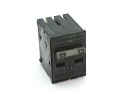 GE THQL2150 2-Pole 50A 120/240VAC Circuit Breaker Used - $12.86