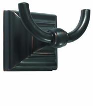 "Amerock BH26512ORB Markham Robe Hook, 3-1/4"", Oil-Rubbed Bronze image 1"
