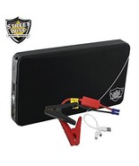 Streetwise Power Bank & Auto Mini Jump Start Cell Tablet Laptop 12V LED ... - $59.99