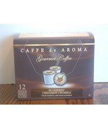 Lenier's Blueberry Cinnamon 12 Single Serve K-Cups Free Shipping OK for 2.0 - $9.99
