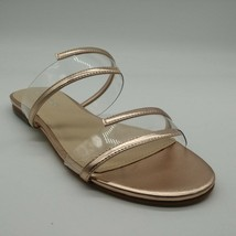 Marc Fisher Womans Calin Slide Sandal Pink Cushioned Insoles Sz 6.5 M NEW - $27.30