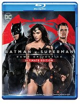 Batman v Superman: Dawn of Justice, Ultimate Edition [Blu-ray] (2016) New