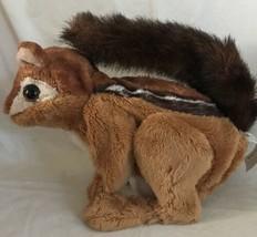 FurReal Friends CHIPMUNK SQUIRREL Baby Newborn Interactive Pet Plush Has... - $22.76