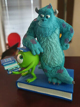 Extremely Rare! Walt Disney Monsters Inc Standing Figurine Resin Statue  - $346.50