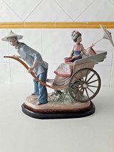 Lladro 01001383 RIDE IN CHINA Excellent condition Retired - $1,221.66