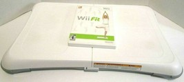 Wii Fit Balance Board and Game Nintendo Wii 2008 - $25.15