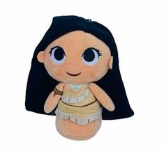 Pocahontas plush stuffed animal disney beanbag vtg walt disney disneylan... - $19.25
