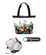 LeSportsac Mr. Men Little Miss Lets Be Friends Hailey Tote Handbag NWT F... - $96.00