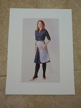 Tori Amos Coffee Table Book Photo Page Music Si... - $4.99
