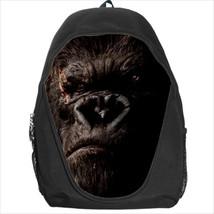 backpack bookbag king kong - $41.00