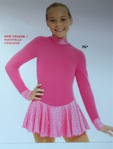 Mondor Model 4413 Polartec Skating Dress Rainy Star Size Child 8-10 - $89.00