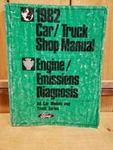1982 Ford Car/Truck Shop Manual Engine/Emissions Diagnosis All Car/Truck Models - $19.00