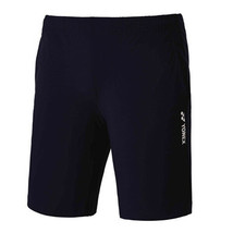 YONEX Men's Woven Pants Shorts Navy Racket Racqeut Badminton NWT 201PH007M - $41.31