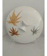 "Vintage Iroquois China Ben Siebel Harvest Time 10"" Casserole Fry Pan Lid - $24.70"