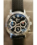 CHOPARD 42mm Racing Mille Miglia Classic Chronograph Watch w/ Tire Strap... - $3,899.99