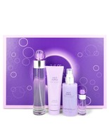 Perry Ellis 360 Purple By Perry Ellis Gift Set -- 3.4 Oz Eau De Parfum S... - $40.21