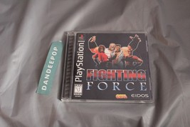 Fighting Force (Sony PlayStation 1, 1997) Video Game - $17.81