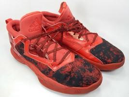 Adidas D Lillard 2.0 Florist Ville Sz 13 M (D) Eu 48 Basketball Hommes - $45.17