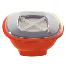 Nordic Ware Microwave Popcorn Popper, 12-Cup, Coral - $18.54