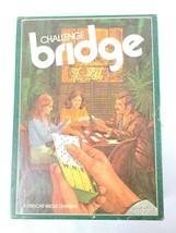 Vintage Challenge Bridge - A Duplicate Bridge Diversion by 3M Board Game 1973 - £24.51 GBP