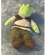 Build A Bear Workshop BAB Shrek the Third Plush Stuffed Doll with Outfit... - $35.00