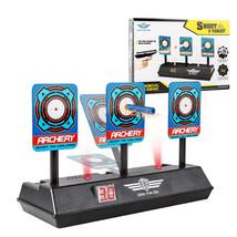 Auto-Reset Intelligent Light Sound Effect Scoring Electronic Digital Tar... - $25.20