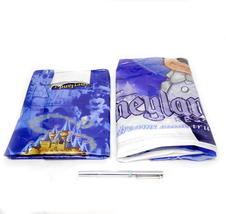Two Disneyland Shopping Bags One 50th Anniversary & One Mickey Mouse Large Size - $6.50