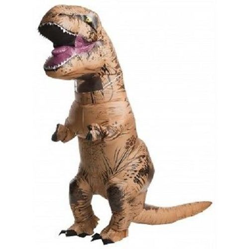 Rubies Adulto Jurassic World Hinchable T-Rex T Rex Disfraz Halloween 810481