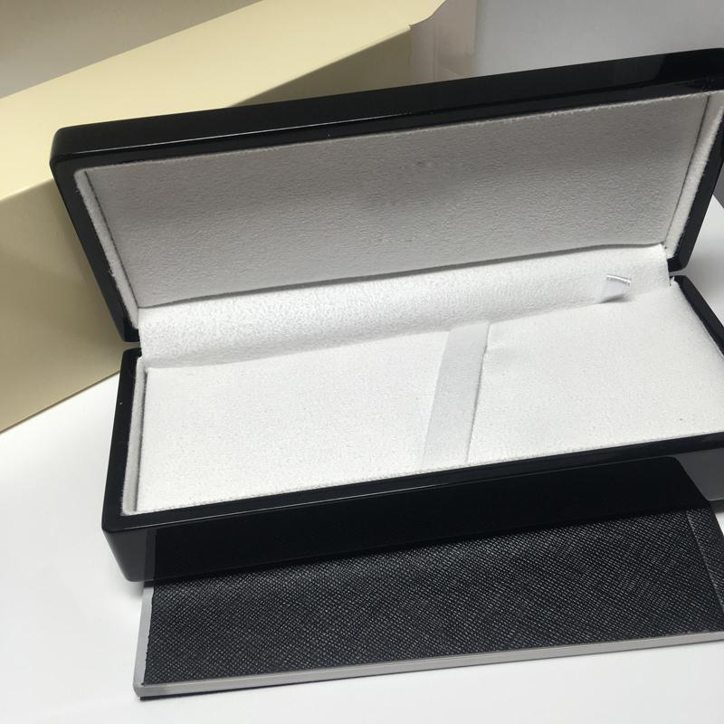 luxury AAA+ Marker pen Box with The papers Manual book , Pen box for m pen , woo