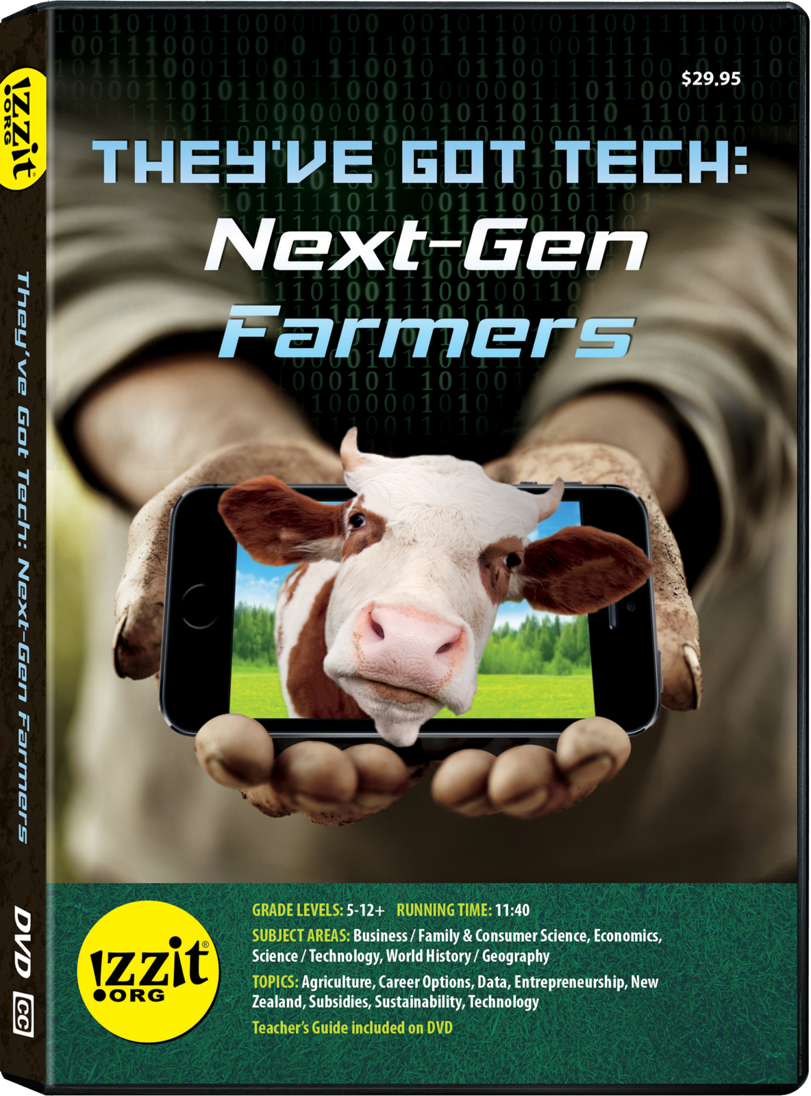 They've Got Tech: Next-Gen Farmers