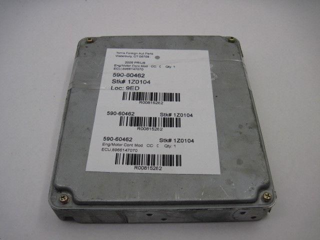 ECU ECM COMPUTER Toyota Prius 2004 04 2005 and 50 similar items