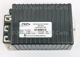 Curtis/Club Car Controller 48V 250A Re-manufactured Motor Controller   - $391.95