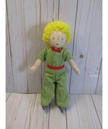 B 1994 Le Petit Prince Jeu d'Aujourd'hui Paris Plush Doll Crocodile Creek - $29.70