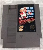 Super Mario Bros NES Nintendo Entertainment System 1985 Video Game Cart ... - $8.90