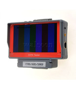 "5"" LCD 1080P CVBS AHD Security CCTV Camera Tester Monitor Network Cable ... - $61.73"