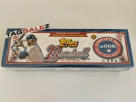 ⚾ 2006 Topps Complete Set Series 1 & 2 Factory Sealed 659 Baseball Cards... - $69.99