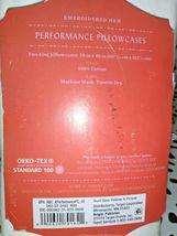 King 400 Thread Printed Performance Cotton Pillowcase White/Yellow Opalhouse image 5