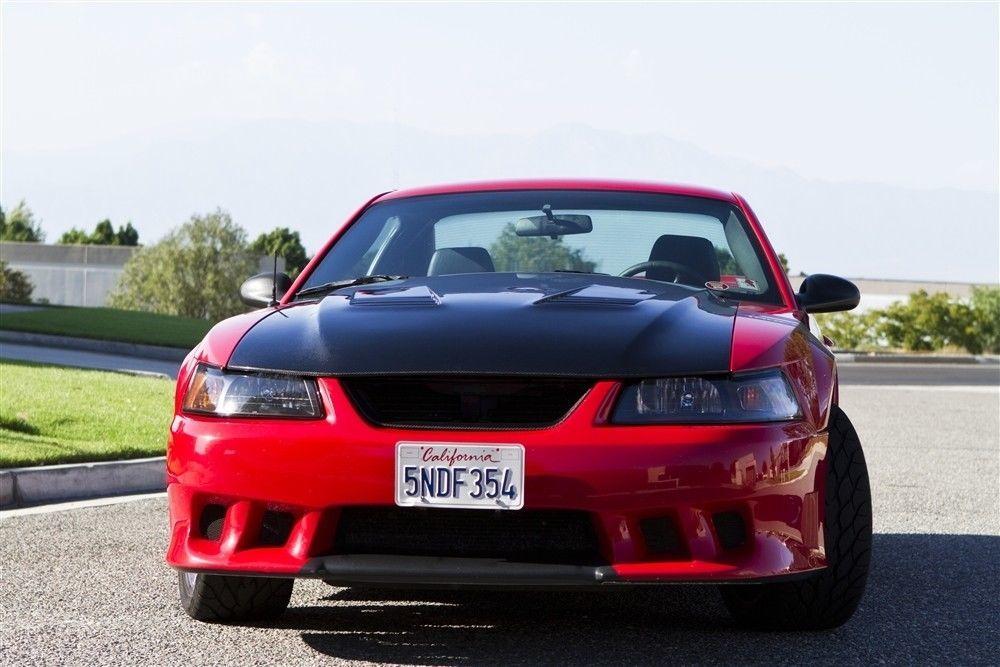 99-04 Ford Mustang TruFiber Carbon Fiber Terminator Body ...