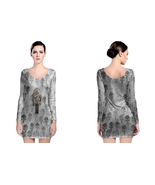 The Punisher Hot News long sleeve bodycon dress - $24.70+