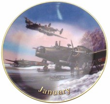Davenport Wings of Fame January Winter Warriors Wilfred Hardy Aircraft P... - $39.04