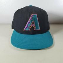Arizona Diamondbacks Fitted HatNew Era '59 Size 6 3/4 50 Pro Model - $21.99