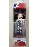 New York Mets Mini Nutcracker Drummer Ornament Forever Collectibles NIB ... - $9.89
